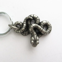 Boa Constrictor Keychain