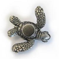 loggerhead sea turtle magnet