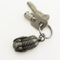 Trilobite Keychain