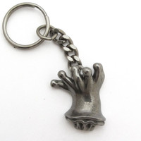 Coral Polyp Keychain