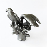 Nesting Ospreys Lamp Finial