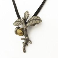 Oak Seedling Pendant