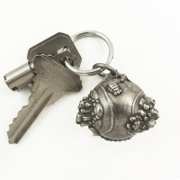 benthic environments keychain
