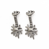 Neuron Earrings
