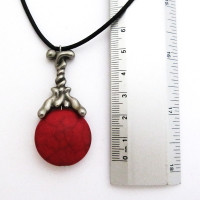 Kinesin necklace