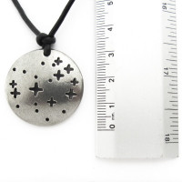Pleiades constellation necklace