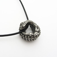 Armadillo Girdled Lizard Necklace