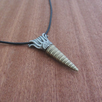 orthoceras necklace