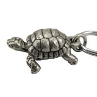 tortoise anatomy keychain