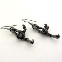 Gibbon Earrings