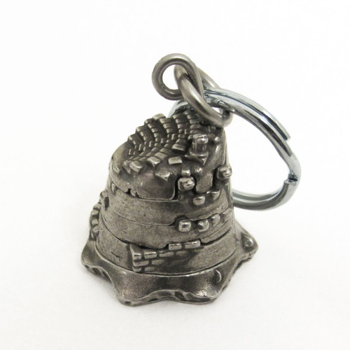 archaeological tell keychain