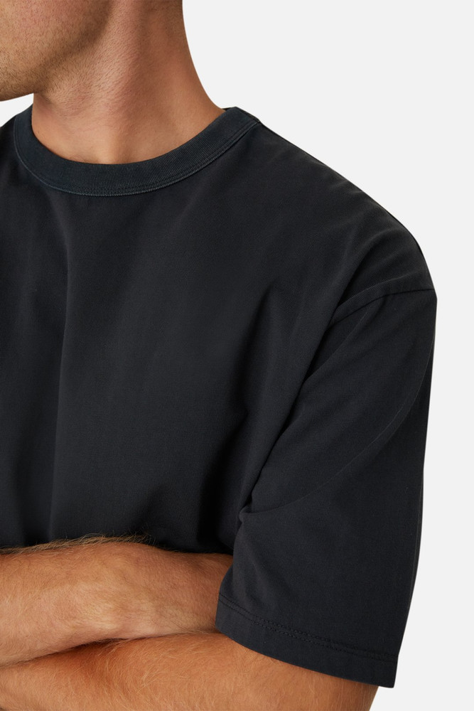 Industrie Del Sur Tee - PD Black
