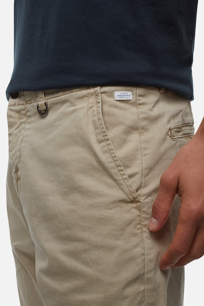 Industrie The Rinse Short - Stone