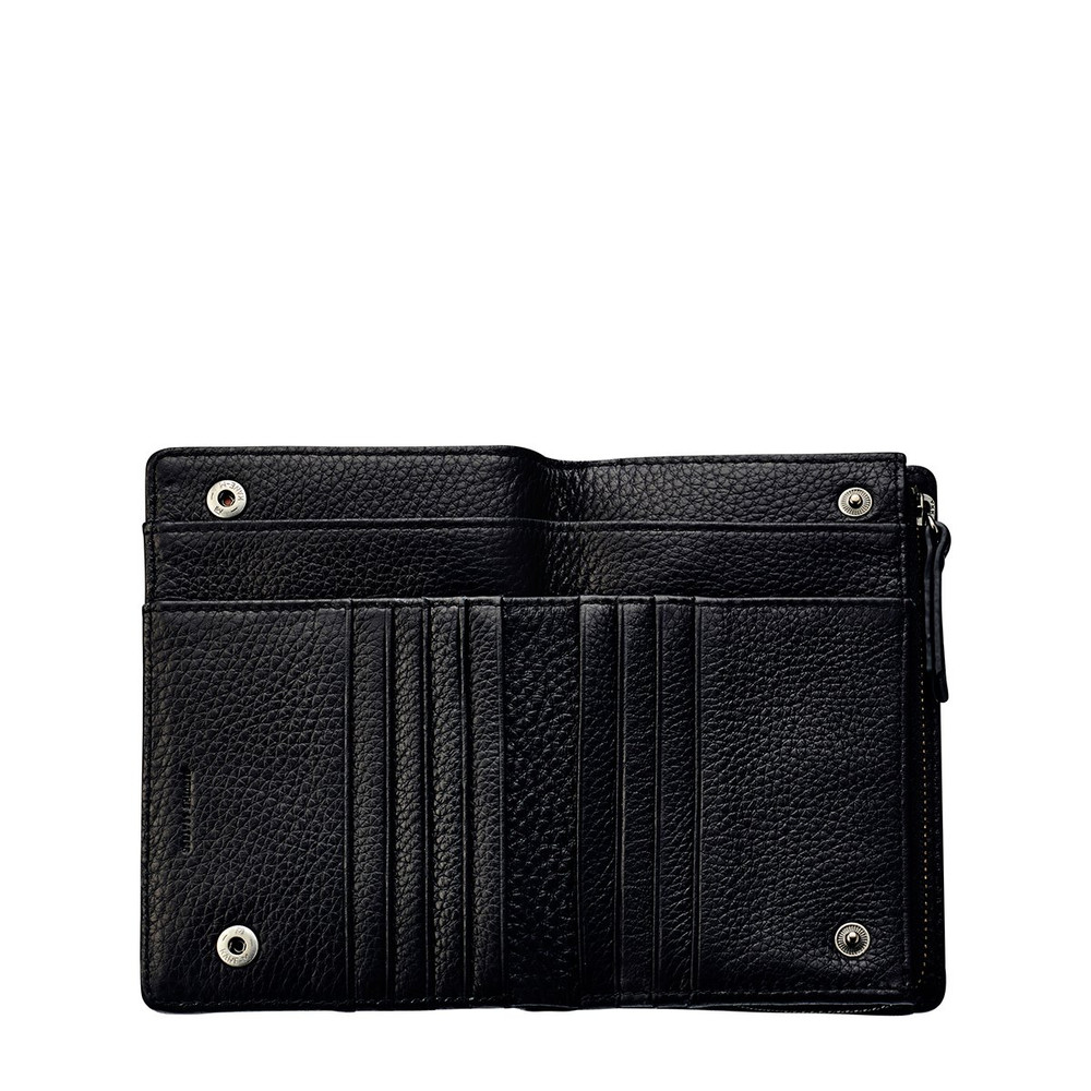 Status Anxiety Insurgency Wallet - Black