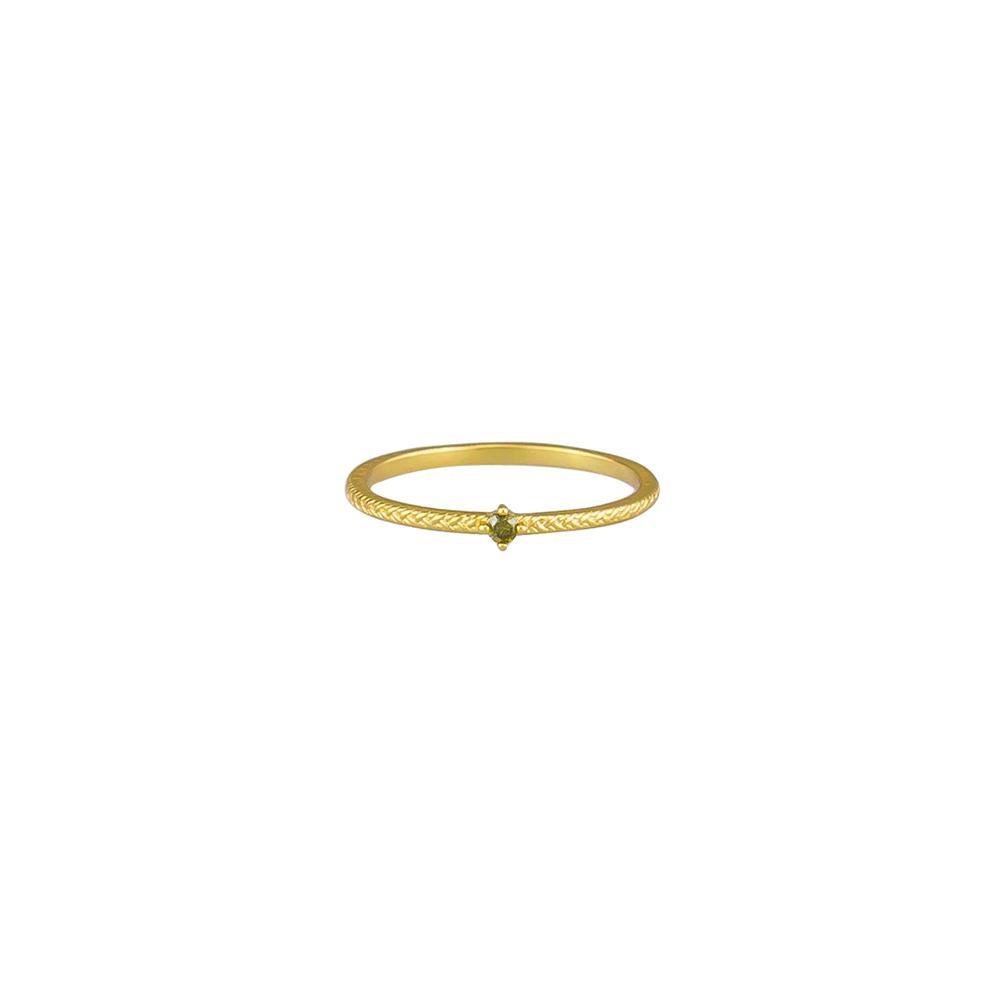 Jolie & Deen Riley Ring - Olive