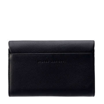 Status Anxiety Remnant Wallet - Black