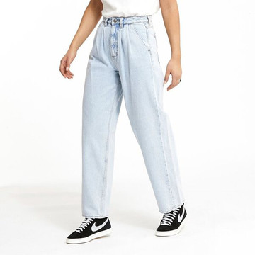 Lee High Baggy Jeans - Mapo Blue