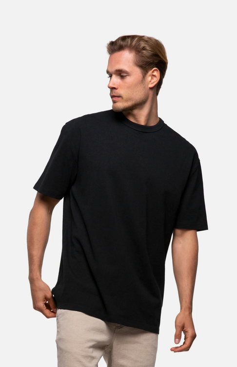 Industrie Del Sur Tee - Black