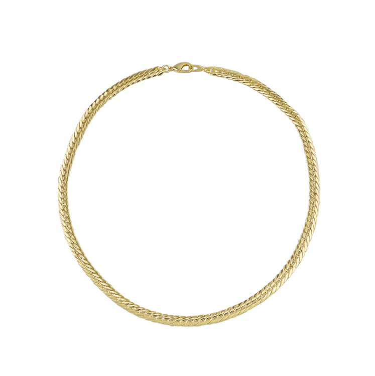 Jolie & Deen Nikita Chain Necklace - Gold