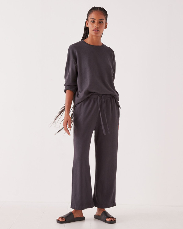 Assembly Lahni Wide Pant - Washed Black