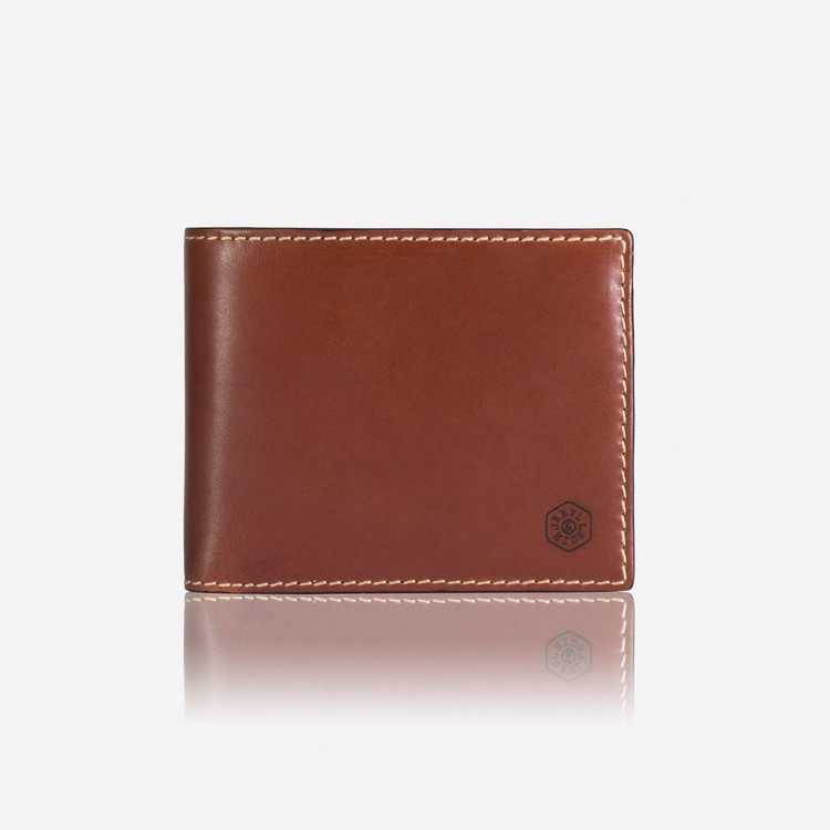 Jekyll & Hide Texas Leather Wallet - Clay
