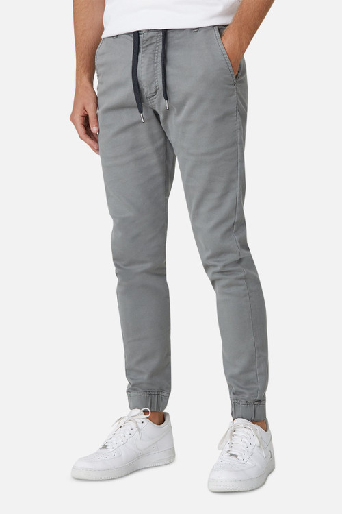 Industrie Drifter Chino Pant - OD Steel