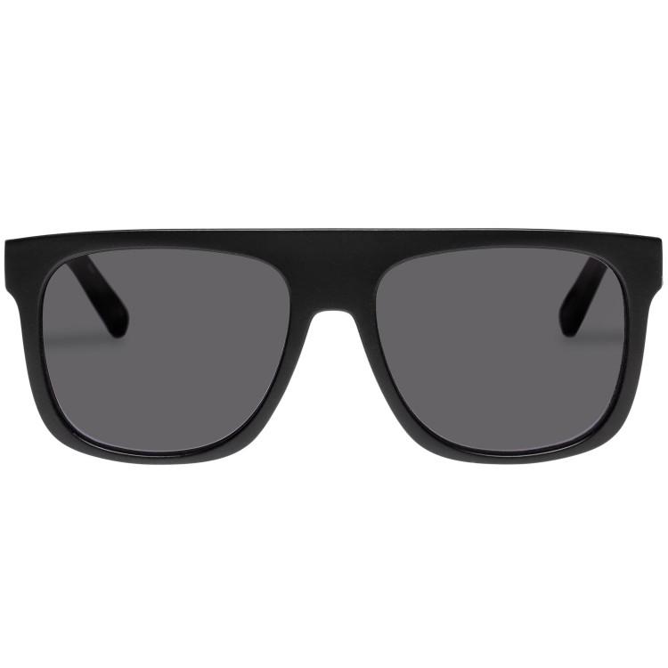 Le Specs Covert - Black Rubber