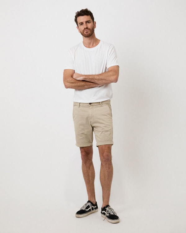 Industrie Washed Cuba Short - Stone