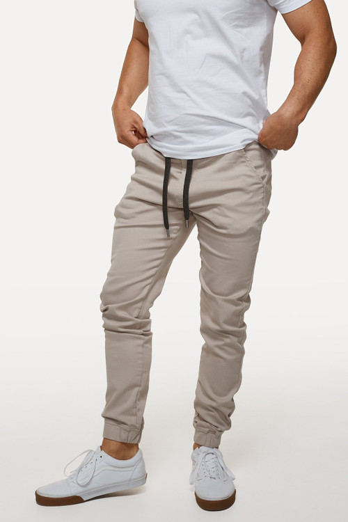 Industrie Drifter Chino Pant - Stone