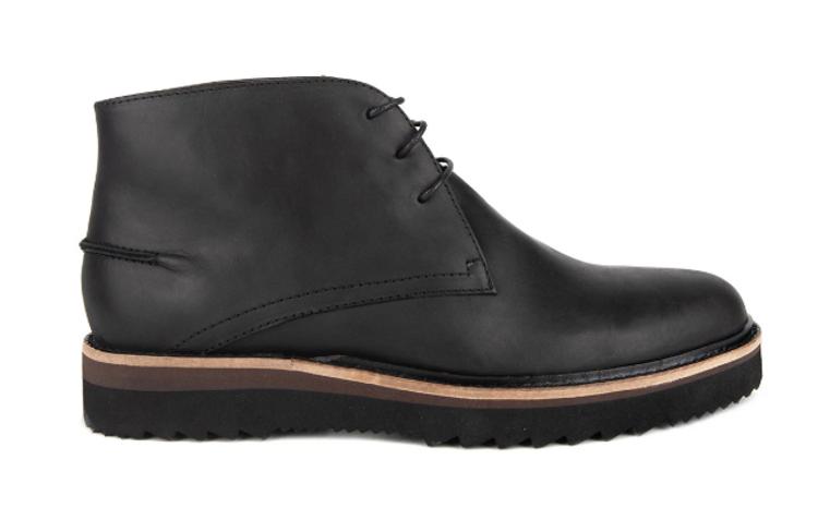 Croft Fraser Boot - Black