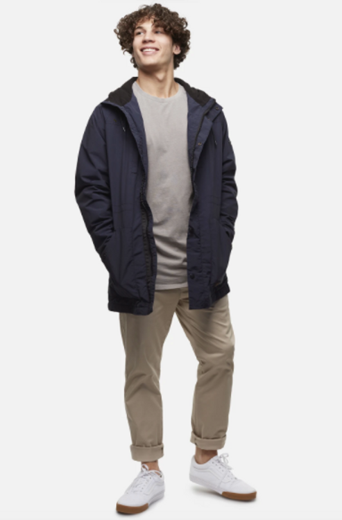 Industrie The Kensington Jacket - Navy