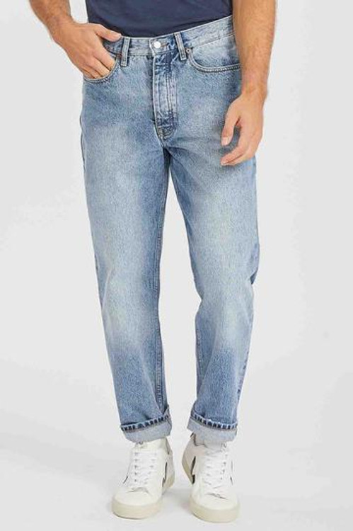Dr Denim Dash Jeans - Stone Cast Blue