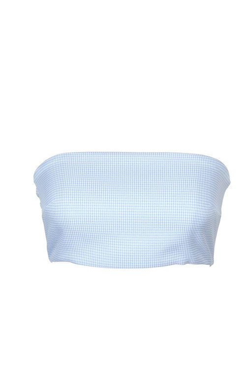 Twiin Match Bandeau - Blue/White