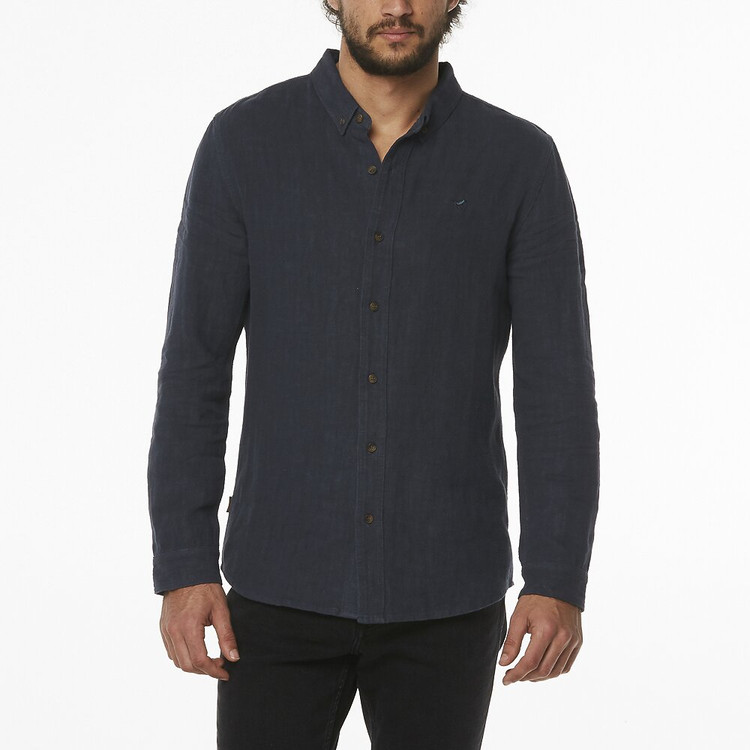 Wrangler Doing It Clean Shirt - Slate