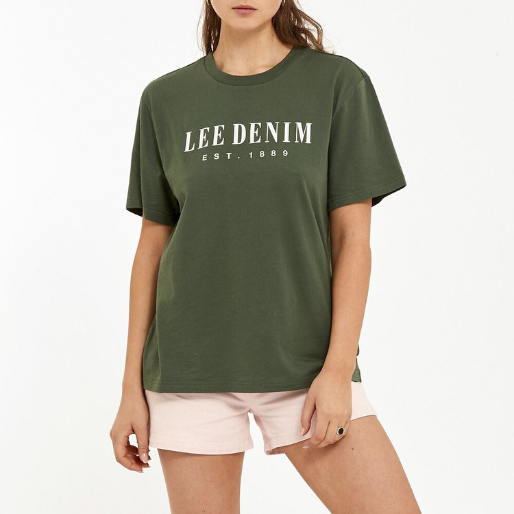 Lee Relaxed Tee - Pine Forest
