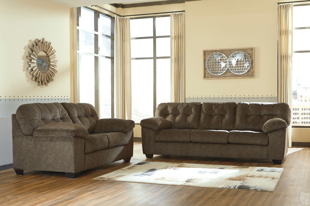 The Accrington Earth Sofa Loveseat Available At Home Trends