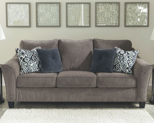 Cool The Daylon Graphite Sofa Available At Home Trends Furniture Gmtry Best Dining Table And Chair Ideas Images Gmtryco