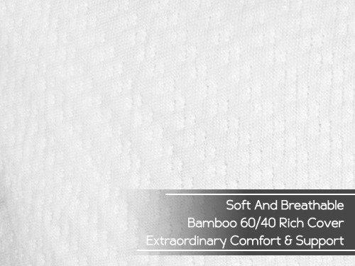 {Breathable Bamboo Cover} main
