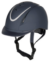NEW Riding Helmet Challenge Navy - Sparkle