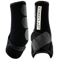 Iconoclast Orthopedic Boots - Black Hind Tall - XL