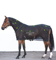 SPORTZ-VIBE ZX HORSE RUG - WIRELESS MASSAGE THERAPY - (Size 6'0-6'6) Free Post
