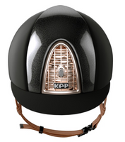 KEP CROMO T BLACK - ROSE GOLD  - SHINE