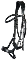Bridle - Anatomic Release - Black