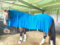 EQUICOOL COMBO up to 16HH - (1 Giant towel + 1 small)