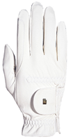 ROECKL ROECK - GRIP GLOVES - WHITE