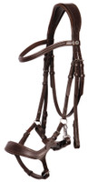 Bridle - Anatomic Release - Brown