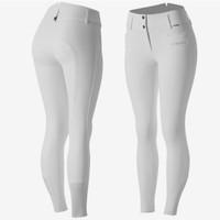 B/Vertigo - Tiffany - High Waist - Competition Breeches - White