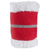 HORZE Christmas Leg Wraps - Set of 4