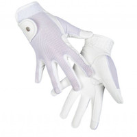 Gloves Summer Style - Mesh - White