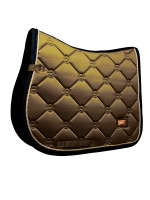 ES - GOLDEN BRASS - JUMP SADDLE PAD - FULL